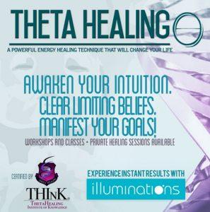 THETA HEALING PRACTITIONERS TRAINING