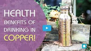 Health benefits of drinking in copper illumination dubai
