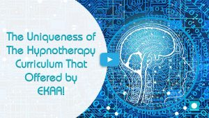 Uniqueness of the Hypnotherapy curriculum that Ekaa offers