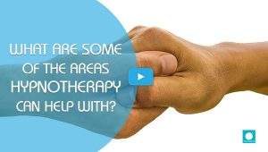 What are some of the areas Hypnotherapy can help with?