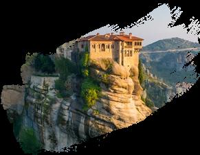 3 Monasteries of Meteora Kalambaka