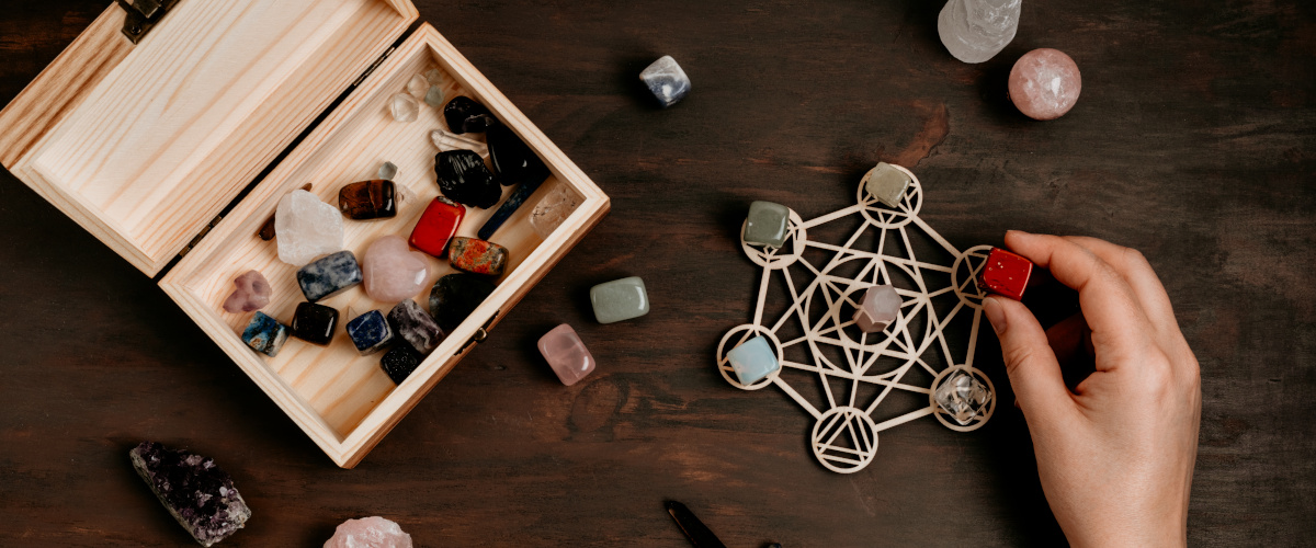 crystal-grid